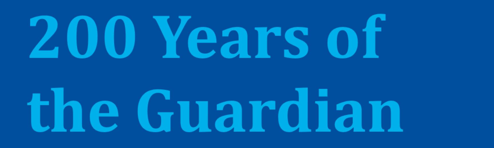 guardian banner
