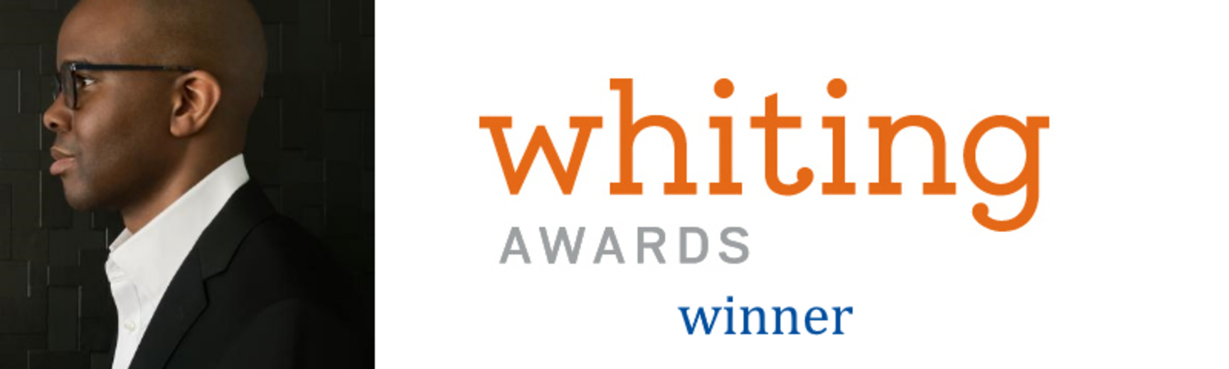 whiting awards banner
