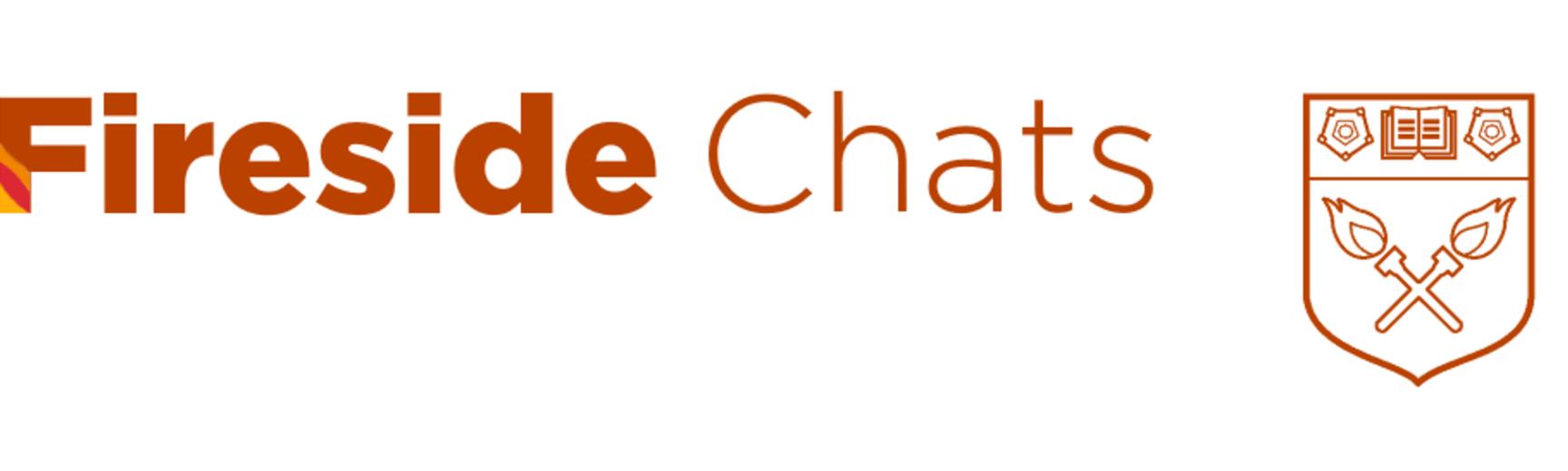fireside chats hilary banner website version