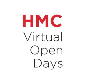 virtual open days listing