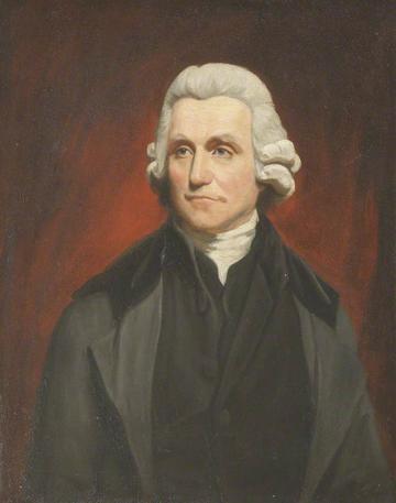 joseph priestley arlosh hall portrait
